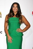LOS ANGELES - OCT 10:  Gina Rodriguez at the 2014 NCLR ALMA Awards Press Room at Civic Auditorium on October 10, 2014 in Pasadena, CA