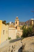 picture of costa blanca  - Old churches under Mediterranean sun Orihuela Costa Blanca - JPG