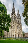 Cathedral Notre Dame In Moulins