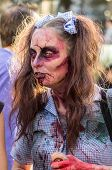 World Zombiei day - London 2014