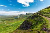 Open landscape on the Isle of Skye