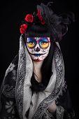 Death mask 2