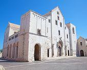 picture of saint-nicolas  - Famous Saint Nicholas church in Bari - JPG
