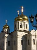 The Cathedral Of Christ The Savior.