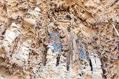 Sagrada Familia, Facade Fragment