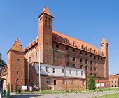 Teutonic Castle In Gniew, Poland