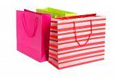Three Shopping Bag