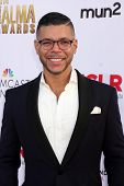 LOS ANGELES - OCT 10:  WIlson Cruz at the 2014 NCLR ALMA Awards Arrivals at Civic Auditorium on October 10, 2014 in Pasadena, CA