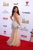 LOS ANGELES - OCT 10:  Valery Ortiz at the 2014 NCLR ALMA Awards Arrivals at Civic Auditorium on October 10, 2014 in Pasadena, CA