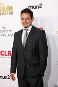 LOS ANGELES - OCT 10:  Jesse Garcia at the ALMA Awards Arrivals 2014 at Civic Auditorium on October 10, 2014 in Pasadena, CA