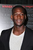 LOS ANGELES - OCT 6:  Kofi Siriboe at the