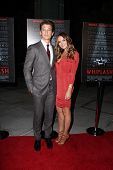 LOS ANGELES - OCT 6:  Miles Teller, Keleigh Sperry at the