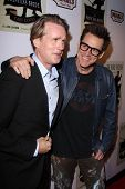 LOS ANGELES - OCT 6:  Cary Elwes, Jim Carrey at the