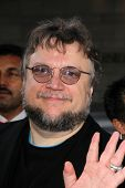 LOS ANGELES - OCT 12:  Guillermo del Toro at the