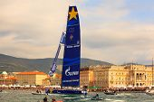 Esimit Europa 2 The Winner Of The 46° Barcolana Regatta, Trieste