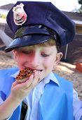 Litttle policeman