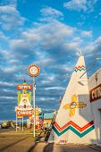 Tepee Curios Shop Tucumcari New Mexico