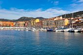 Nice And Luxury Yachts, French Riviera, France
