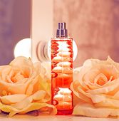 Parfume With Roses