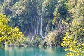 Plitvice Lakes Of Croatia