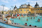 The Szechenyi Spa in Budapest