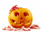 picture of jack o lanterns  - Jack - JPG