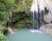 Waterfall Lamphun Thailand