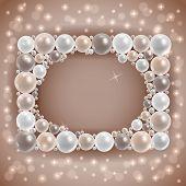 Shiny Pearl Frame