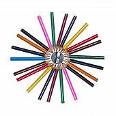 Lápis de cor e apontador