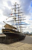 Cutty Sark In Greenwich, London