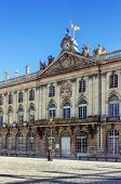 Town Hall  In Nancy, France