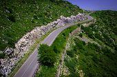 pic of armenia  - Photo of the  Summer mountain way - JPG