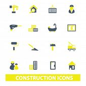 picture of elevator icon  - construction icons - JPG