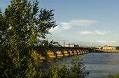 picture of bordeaux  - Bridge view - JPG