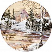 Landscape Round