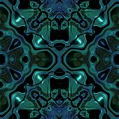 foto of celtic  - Abstract green - JPG