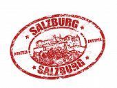 Salzburg Stamp