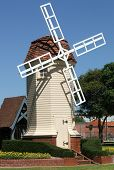 Landmarks - Windmill poster