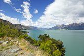 Lake Wanaka View New Zealand