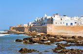 Morocco Essaouira: Fortification Of The White City