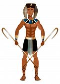 Egyptian Carnival Costume