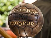 Old Tottenham Soccer Bal