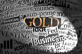 Gold In Spotlight
