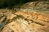 white chalk river