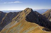 Tri Kopy Gipfel in West-Tatra
