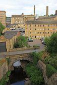 Dean Clough Mill,