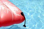 Balsa de piscina