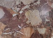 stock photo of mutilated  - Italian marble slab counter top mutil colored background - JPG