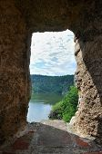 Window to river