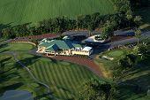 Complexo de golfe em Pa